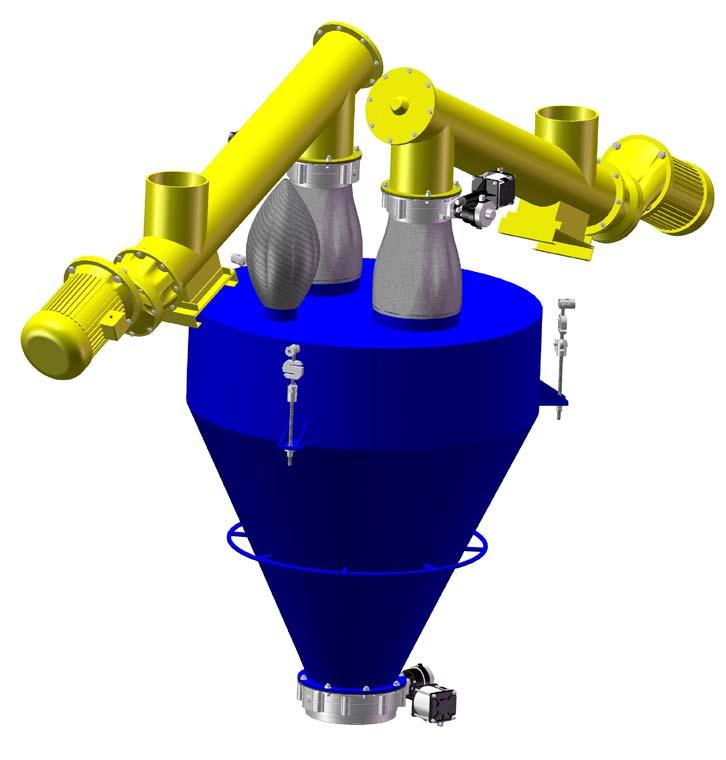 дозаторы для производства газобетона купить