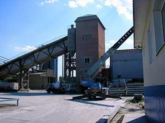 Reconstruction and modernization of cement warehouses of any manufacturers